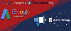 #Google AdWords vs. #Facebook Ads Take a look.