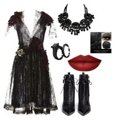 """""""Helena Inspired---- Just love her"""" by tammy-yale on Polyvore featuring Rodarte and Sergio Rossi"""
