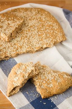 Λαγάνα Ολικής  Άλεσης – Whole Wheat Lagana
