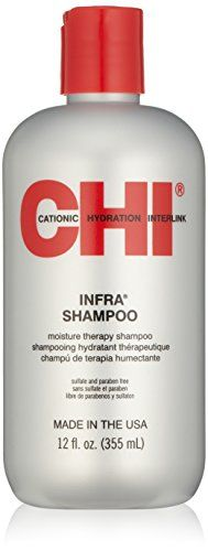 Chi Infra Shampoo 12 Fluid Ounce >>> Click on the image for additional details.Note:It is affiliate link to Amazon.