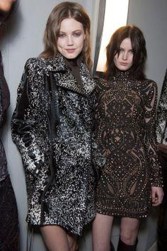 Backstage Pass: Milan Fashion Week Fall 2014 - Emilio Pucci 2014