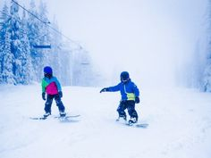 Heading out on a Big White Family Ski Vacation? Here are the top 7 things essential to making the most out of your trip to Big White Ski Resort! Best Family Ski Resorts, Big White Ski Resort, Snowboarding, Skiing, Great Places, Amazing Places, Ski Vacation, Park Resorts, Big Challenge
