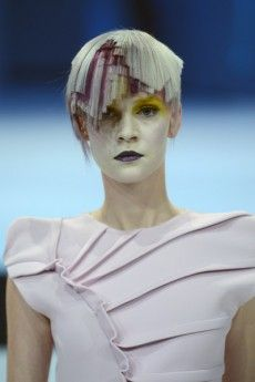 Wella Professional's annual International Trend Vision Awards 2012