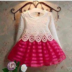 Çocuk Elbiseleri Örgü Modelleri - El Sanatları ve Hobi Sitesi - El Sanatları ve Hobi Sitesi