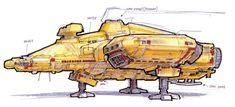 Design Ron Cobb | Дизайн Рона Кобба Spaceship Design, Spaceship Concept, Concept Ships, Concept Art Alien, Aliens, Nostromo Alien, Syd Mead, Alien 1979, Den Of Geek