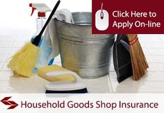 Household Goods Shop Insurance in Ireland