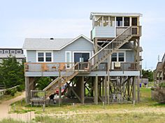 1000 images about obx vacation homes on pinterest for Hatteras cabins rentals
