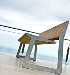 Bird bench collection BIRD design outdoor furniture by Tribù Urban Furniture, Street Furniture, Metal Furniture, Industrial Furniture, Custom Furniture, Cool Furniture, Furniture Design, Outdoor Furniture, Wood Steel