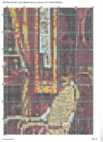"Gallery.ru / annick - Альбом """"RUE LAFAYETTE PARIS"""" Lafayette Paris, Gallery, Home, Cross Stitch Boards, Squares, Woman, Roof Rack"