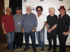 My favorites (Toto) just kicked off the US tour they are co-headlining with Michael McDonald. Could there be a more amazing line-up? Music Guitar, Music Music, Rock Music, Joseph Williams, Ringo Starr, Van Halen, Great Bands, Classic Rock, Historical Photos