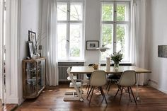 White Apartment: Berlin apartment