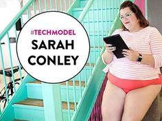 Sarah Conley ist Plus-Size-Bloggerin und modelt jetzt für eine bekannte Unterwäsche-Linie. Doch es steckt NOCH VIEL MEHR hinter diesem Foto!! Wir erzählen die geniale Geschichte: http://www.shape.de/mode/trends/a-60191/unterwaesche-linie-mit-business-frauen.html