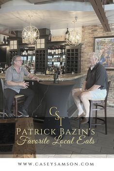 In our latest episode of Coffee with Casey, Local Chef, Patrick Bazin discusses his dream kitchen and his favorite local restaurants in and around Vienna, Virginia. Those favorites include Union Pie in Jammin Java, Clarity, Caffe Amouri, Lombardi's NY Style Pizza, Bazin's on Church and more. Visit our blog on his dream kitchen for the full episode. Ny Style, Small Towns, Java, Vienna, Clarity, Virginia, Restaurants, Pizza, Coffee