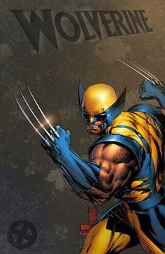 Wolverine (X-Men / Marvel) #Logan
