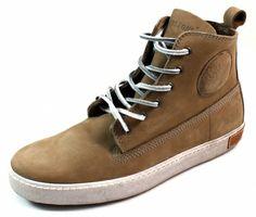 Blackstone online schoenen heren DM51  Taupe BLA18