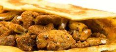 Morčacie soté v placke Almond, Cookies, Chicken, Meat, Desserts, Food, Crack Crackers, Tailgate Desserts, Deserts