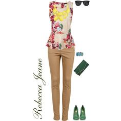 """""""Untitled #6"""" by rebecca-jeane on Polyvore"""