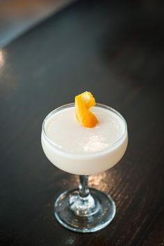 Chipotle cocktail with citrus-sweet undertones