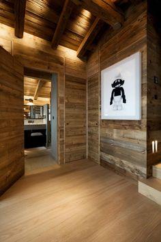 Diseño de Interiores & Arquitectura: Cabaña en la Montaña Lujo en los Alpes Franceses: Cyanella Chalet
