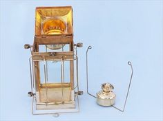 Cargo Oil Lantern -- Don't get left behind, see this great product : Camping gadgets