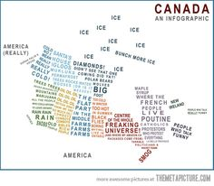 Everything you need to know about Canada… so true its crazy! you have to be canadian