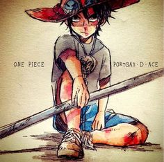 One Piece, Portgas D. Ace