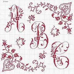 вышивка крестом буквы русского алфавита схемы: 13 тыс изображений найдено в Яндекс.Картинках