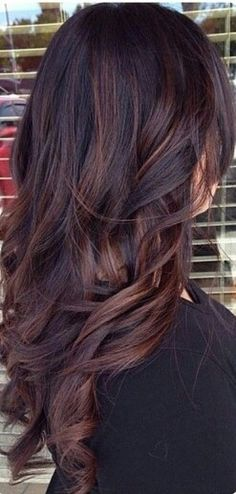Gorgeous brown highlights
