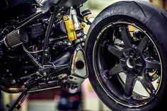 BMW R NINE T ~Paranoia~ - RocketGarage - Cafe Racer Magazine