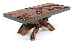 70 Incredibly Unique Coffee Tables You Can Buy! Discover heaps of unique coffee tables. We have compiled an epic list of cool and creative coffee tables for a unique living room. Check it out Today! Log Coffee Table, Unique Coffee Table, Coffee Table Styling, Rustic Coffee Tables, Coffee Table Design, Creative Coffee, Live Edge Tisch, Live Edge Table, Table Cafe