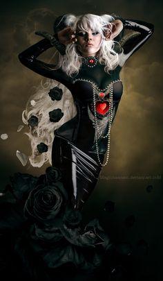 Goth:  Corazon.