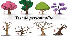 cool Simple Tree Test That Reveals Your Personality Mbti, Psych Test, Test Image, Les Chakras, Simple Tree, Do What Is Right, One Tree, Be True To Yourself, Psychology Facts