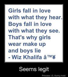 Wiz Khalifa -- wow.