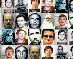 Son of Sam, Jeffrey Dahmer, Ted Bundy - The Most Notorious Serial Killers From Every State - Thrillist Famous Serial Killers, The Lovely Bones, Jeffrey Dahmer, Natural Born Killers, True Crime Books, Ted Bundy, Criminology, Criminal Minds, Mug Shots