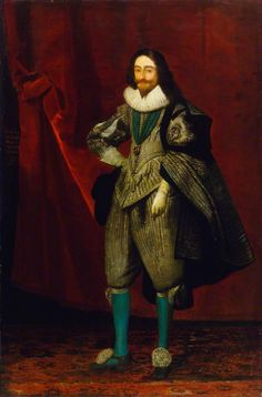 King Charles I (1600–1649)  Daniel Mytens (c.1590–1647)  Government Art Collection. Artuk.org