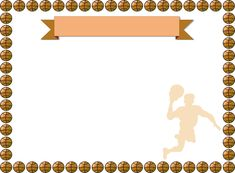 Certificate Border Templates Free Printable Borders Award And Certificate Borders, Yellow Certificate Border Template, Free Certificates Templates Borders Frames And More, Basketball Awards, Free Basketball, Basketball Party, Borders Free, Page Borders, Certificate Border, Certificate Templates, Border Templates, Best Templates