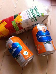 KALDIで買ってきたドイツの第三のビール :)