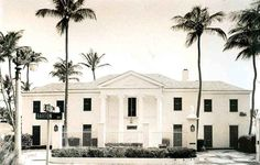 1930s Palm Beach Neoclassical: The two year renovation was so successful it received a Ballinger Award, from the Preservation Foundation of Palm Beach.