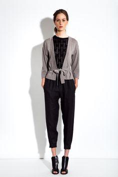 MASKA S/S16 - Veda kimono style cardigan