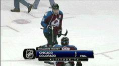 El Hockey es mucho más entretenido de lo que parece  y si no mira estos gifs