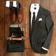 yourlookbookmen: Men's Look Most popular fashion... - men's fashion & style
