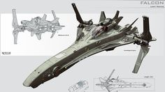 widescreen hd spaceship