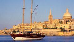 La Valetta, Malta.