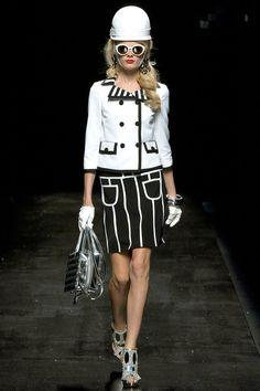 Moschino, Milan Fashion Week #SS '13