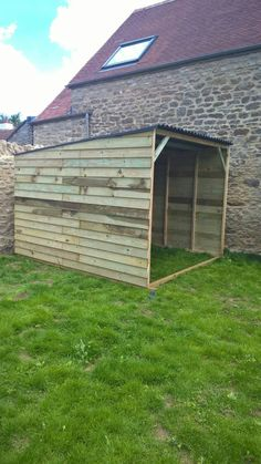 Horse Run In Shelter, Lean To Shelter, Goat Shelter, Animal Shelter, Generator Shed, Field Shelters, Horse Pens, Horse Shed, Goat House