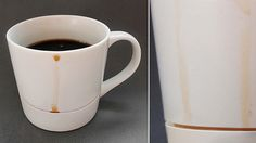 Simple Design Element Gets Rid Of Coffee Drip Marks