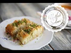 Baklava Yufkasında Fıstıklı Kadayıf Tarifi | Mutfak Sırları