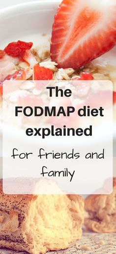 The low FODMAP diet explained for friends and family! The low FODMAP diet explained for friends and family! Paleo Recipes Easy, Fodmap Recipes, Dairy Free Recipes, Diet Recipes, Gluten Free, Potato Recipes, Vegetarian Recipes, High Fodmap Foods, Fodmap Diet