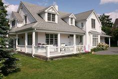 Was macht ein Zuhause im amerikanischen Stil so besonders?