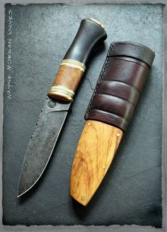 Wayne Morgan Knives.